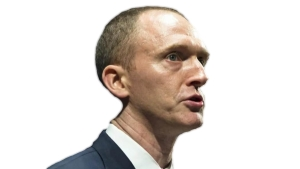 Carter Page FBI informant and target of FISA warrant