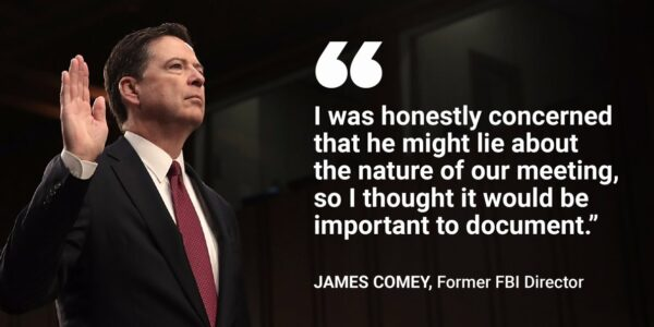 Comey testifies before Congress