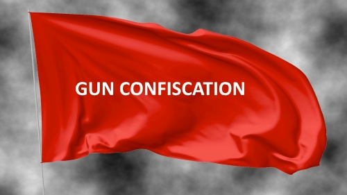 Red Flag Laws and backdoor Gun Confiscation laws! Take action now!