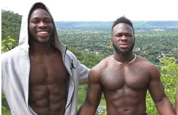 """Here are the two """"White Nationalist"""" MAGA Country White Straight Conservatives that beat up Smollett and tried to hang him in the gang ruled west Chicago at 2am"""