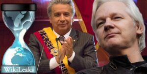 Julian Assange is losing privilege of asylum and is being turned over to authorities in the UK.