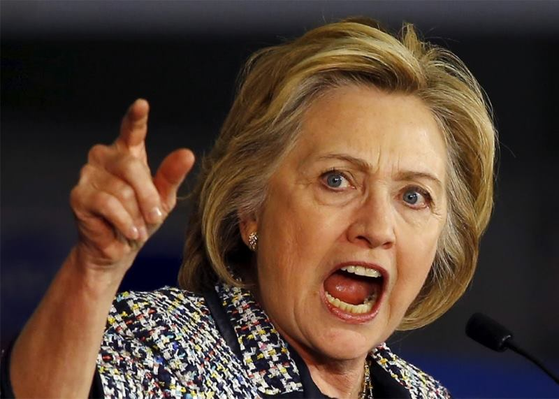 """Hypocrite Hillary says Assange """"must answer for what he has done"""""""
