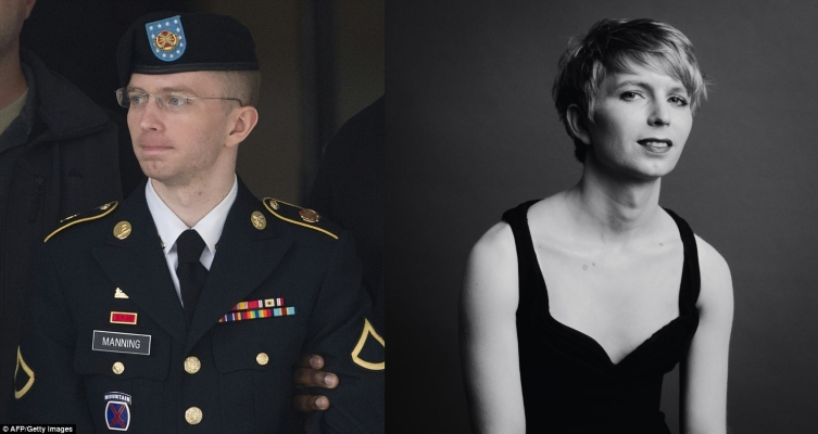 Chelsea Manning before and after. PatriotResourceCenter.com