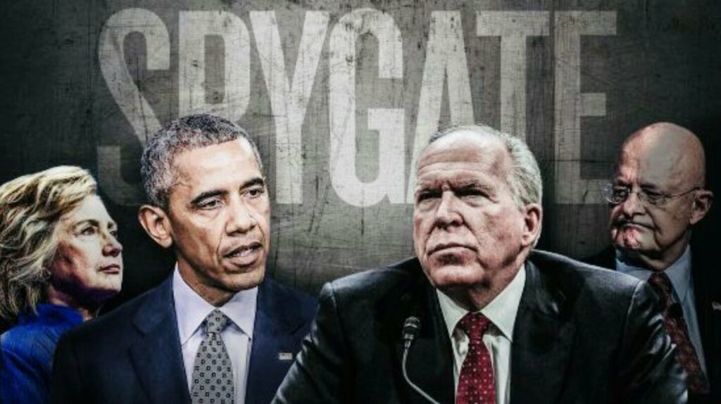 SPYGATE: Did Deep State Justice, CIA And FBI Commit Crimes To Get Rid Of Trump?