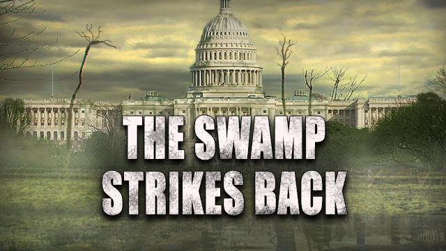 The Swamp Strikes Back!